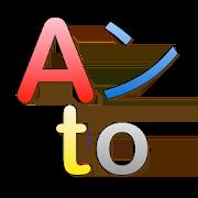 Alphabet to hiragana 1.0