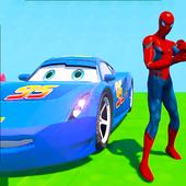 Superhero Color Cars (Supercity sim) 1.4