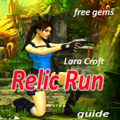 New Relic Run Lara Croft cheats 1.0