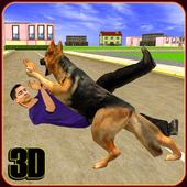 Angry Dog City Attack Sim 1.0