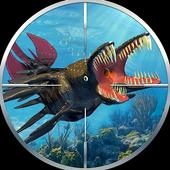 Underwater Megalodon Shark Sniper Hunter 1.0.5