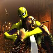 Flying Spider Hero City Battle 1.0.2