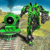 Future Subway Euro Train Transformation Robot War 1.1.2