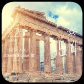 Athens weather widget/clock 2.0_release