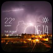 Dawson Creek weather widget 2.0_release