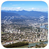 Coquitlam weather widget/clock 2.0_release