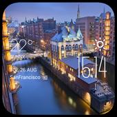 Hamburg weather widget/clock 2.0_release