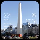 BuenosAires weather widget 2.0_release