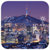 Seoul Weather Widget/Clock 2.0_release