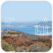 Albany weather widget/clock 2.0_release