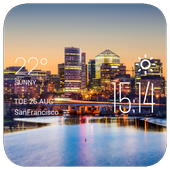 Arlington weather widget/clock 2.0_release