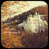 Asuncion weather widget/clock 2.0_release