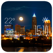 Cleveland weather widget/clock 2.0_release