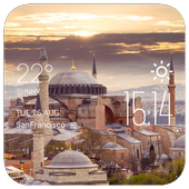 Istanbul weather widget/clock 2.0_release