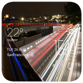 Traffic weather widget/clock 2.0_release