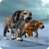 Sabertooth Tiger Chase Sim 2.0