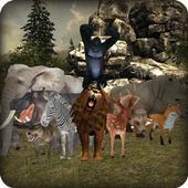 com.wildhunter.junglesniperhunting icon