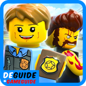 DEGUIDE LEGO City build, chase, cars and fun 1.0.0