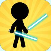 Stick War Dash - Revenge Lightsaber Warrior 1.0