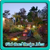 Fish Pond Design Ideas 1.0