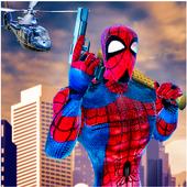 Super Spider Gangster vs Crime City Avengers 1.0