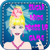 Sugar Bride Dress Up Game