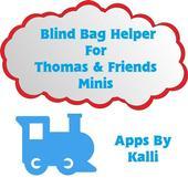 Blind Bag Helper Thomas Minis 1.28