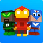 Block Battles: Heroes at War - Multiplayer PVP
