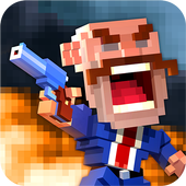 Guns.io: Online Shooter 3D Block io Game 1.0.8