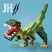 Jurassic Hopper 2: Crossy Dino World Shooter 1.2