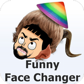 Face Changer With Funny Parts 1.2