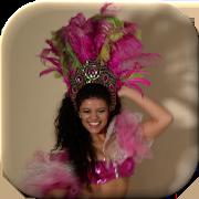 Samba Girl Live Wallpaper 1.2