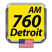 760 am Detroit Online Free Radio 1.02