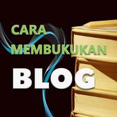 Cara Membukukan Blog 1.0