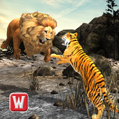 Lion Vs Tiger 2 Wild Adventure 1.2