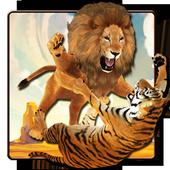 Lion Vs Tiger Wild Adventure 1.6