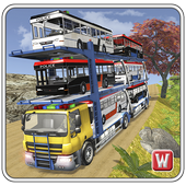 Police Bus Transporter Truck 1.1