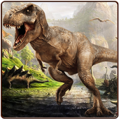 T-Rex Dinosaur Survival Sim 3D 1.7