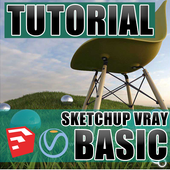 Sketchup Vray Basic Tutorial 1.0