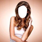 Woman Hair Style Photo Montage 2.1