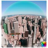 Fisheye Lens Video 1.2