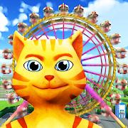 Cat Theme & Amusement Park Fun 18
