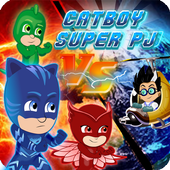 Battle Catboy Super PJ 1.0