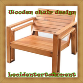 Wooden chair design 1.0