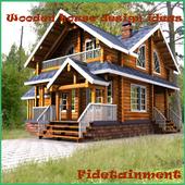 Wooden house design ideas 1.0