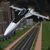 F18 Military Jet Air Strike