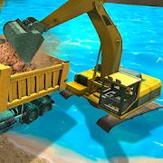 River Sand Excavator Simulator 3D 2.8