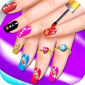 Wedding Doll Fashion Nail Art Makeup Girls Fashion 1.1