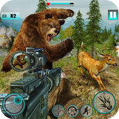 Jungle Wild Animal Hunting:FPS Shooting Games 1.0.2