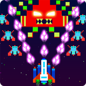 Galatic Attack:Space IntrudersZokoGameArcade